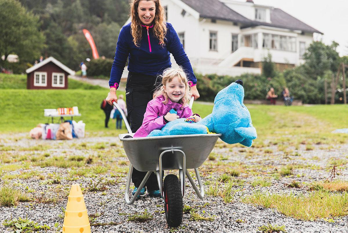 Kom deg ut-dagen Breivoll Gård 2019