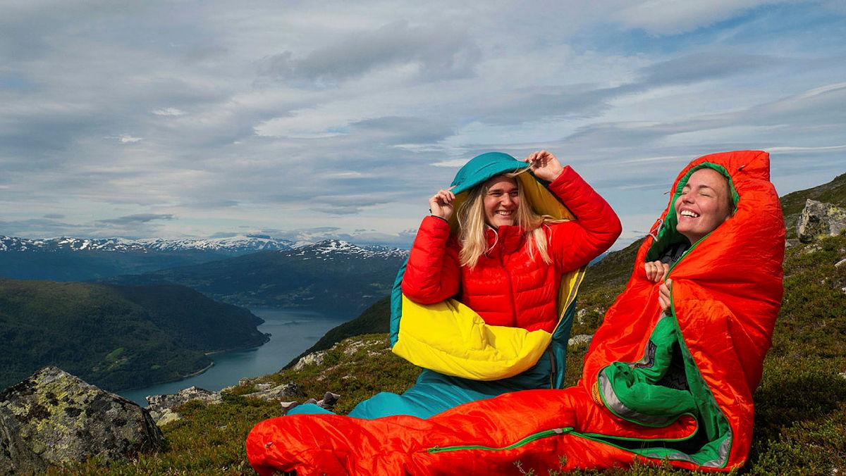 Ta deg en langweekend i fjellet!