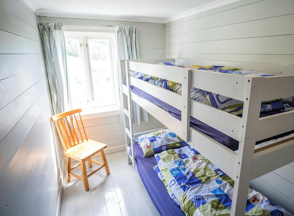 Gode muligheter for overnatting i Gramstadhuset.