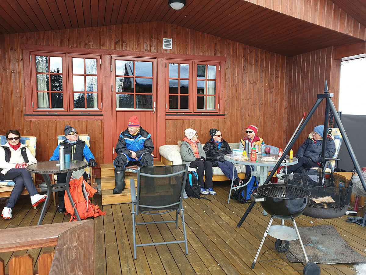 Skitur på Vendalen 21. mars