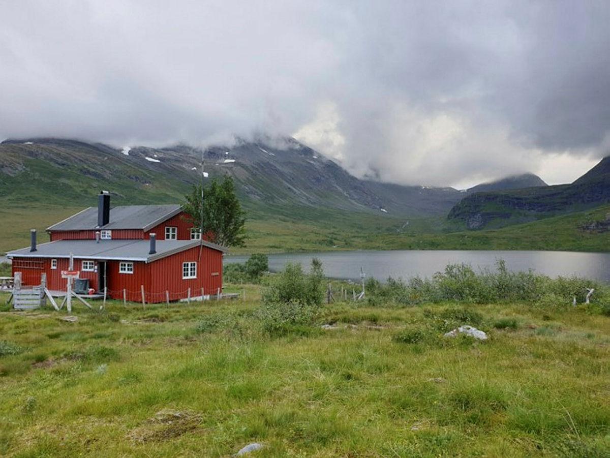 Helgetur i Romsdalsfjella.