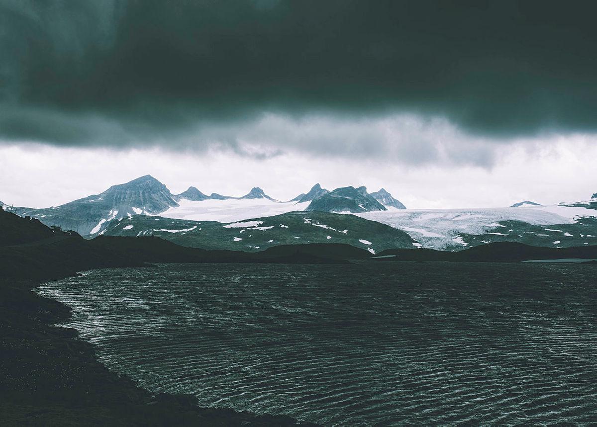 Første dag med Monsen minutt for minutt i Jotunheimen.