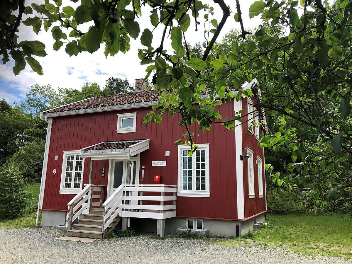 Sjåførboligen på Elnestangen i Asker Ubetjent hytte