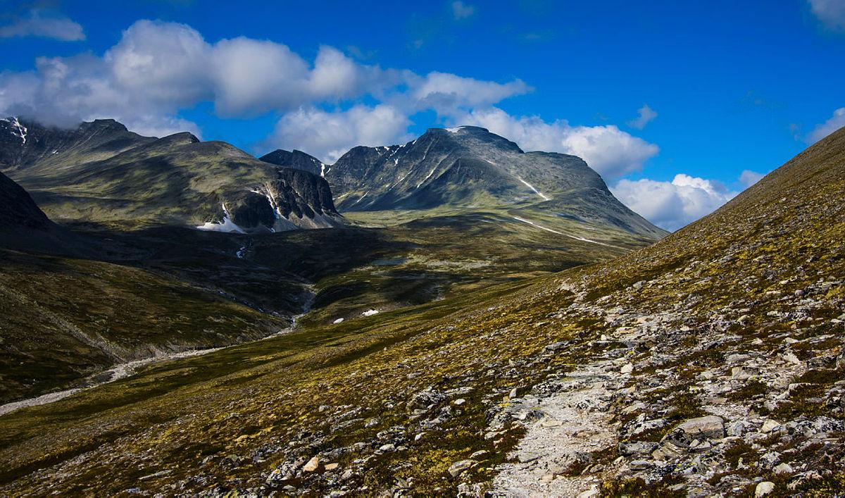 Sommer i Rondane
