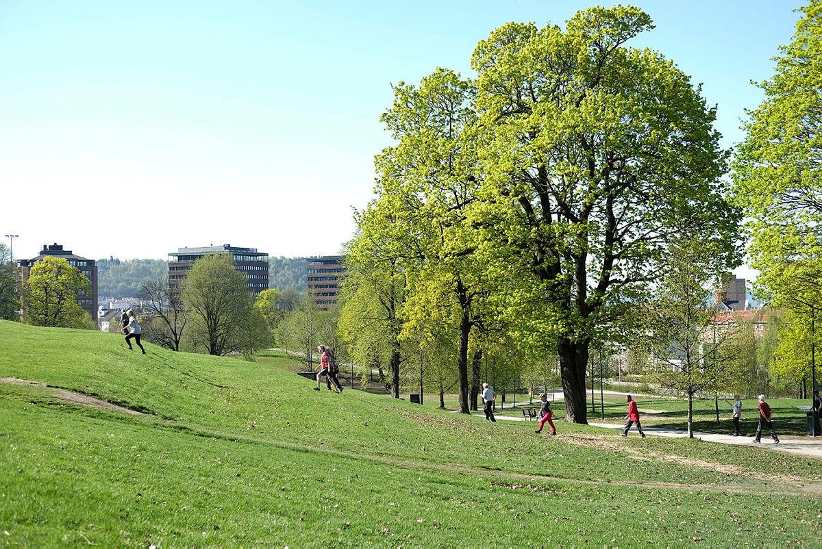 Friluftstrimmen Tøyenparken