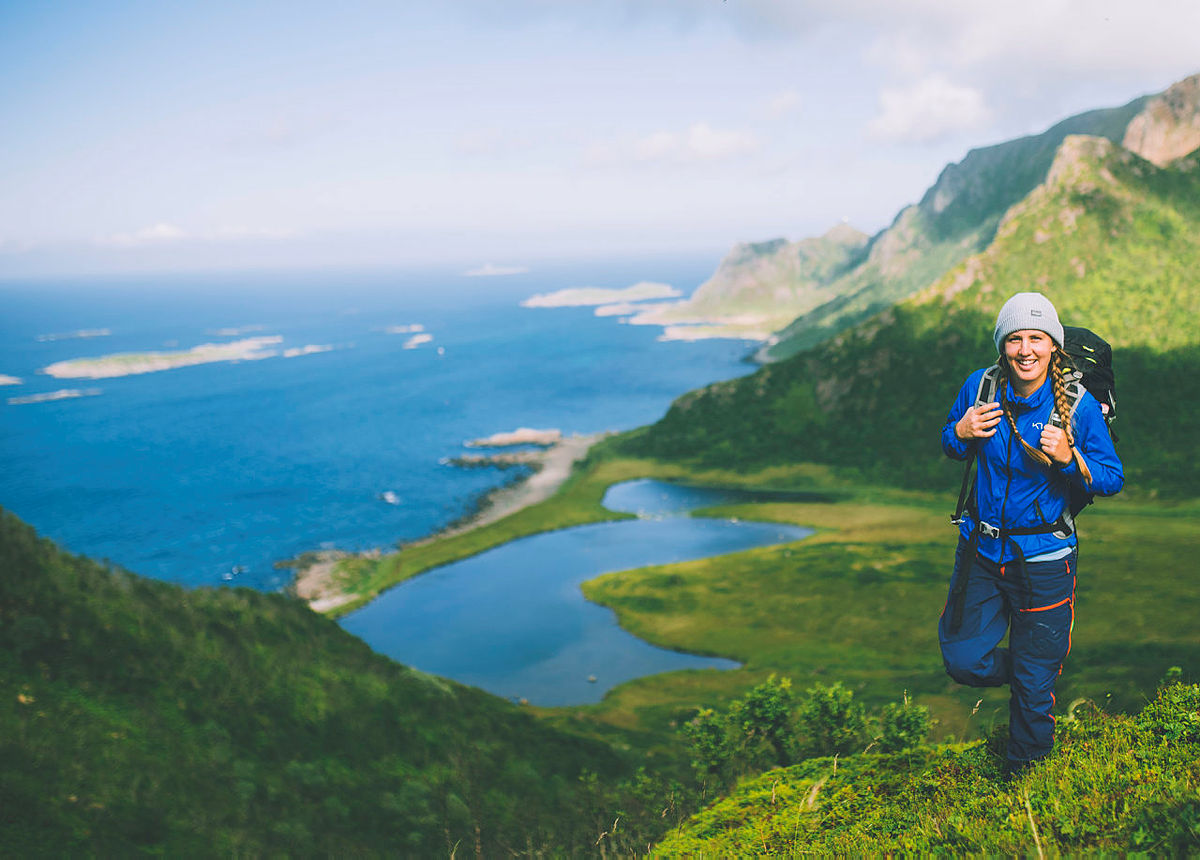 Dronningruta i Vesterålen er en av turrutene du kan stemme fram som Norges beste.
