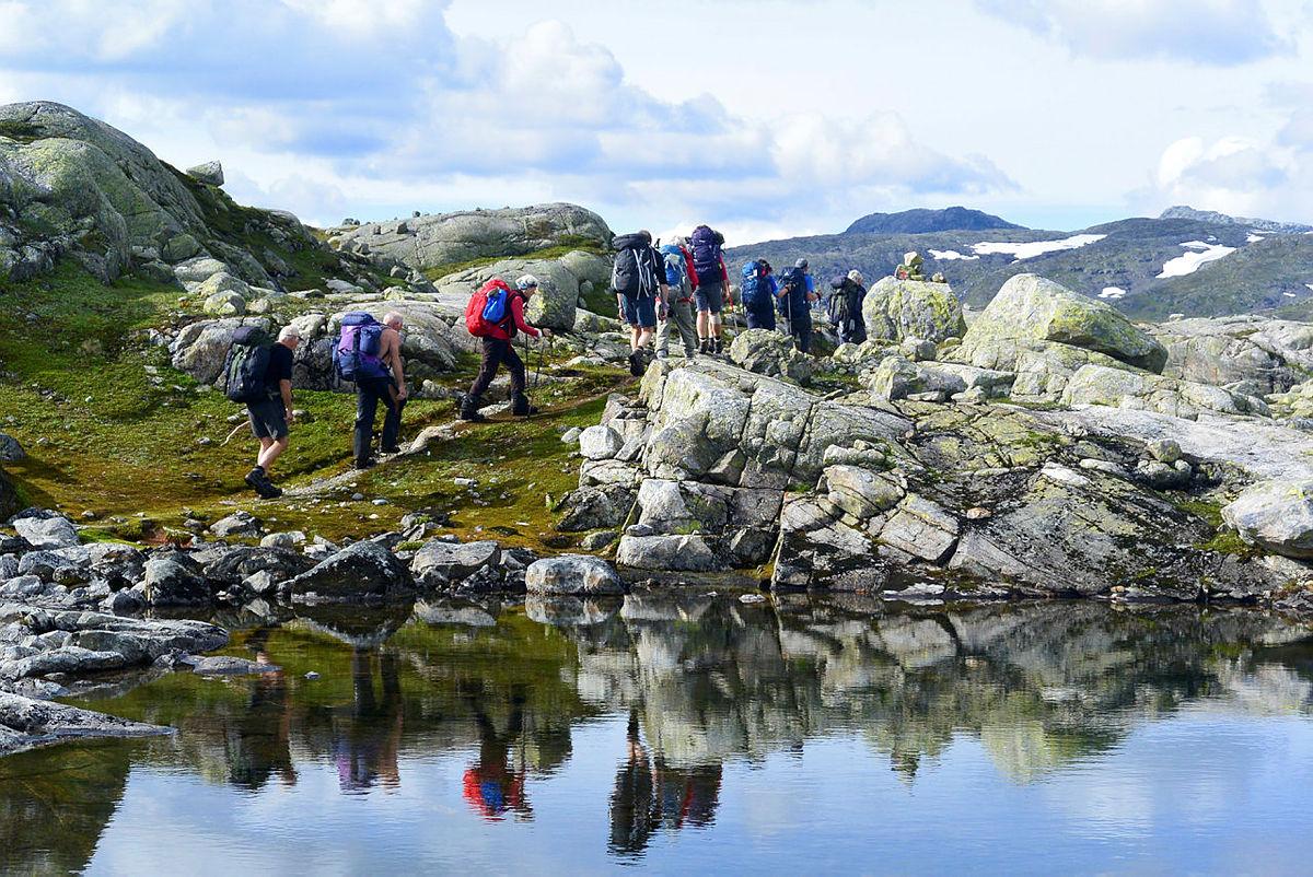 NRK og DNT med storsatsning i fjellheimen