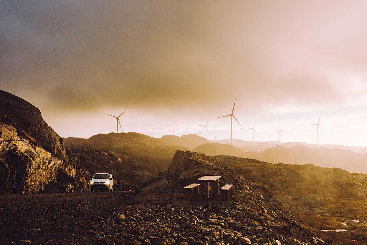 Full mobilisering mot mer vindkraft i Rogaland