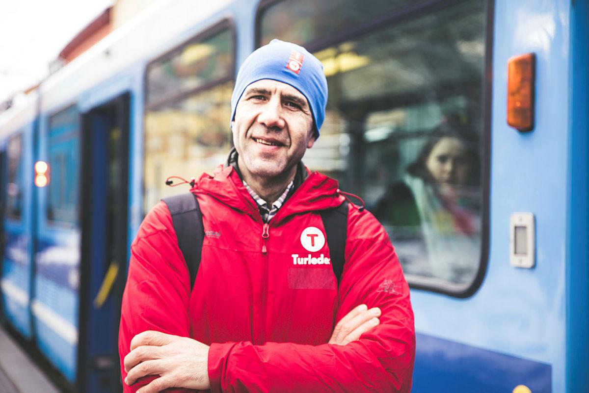 Har du lyst til å bli frivillig i DNT Oslo og Omegn?