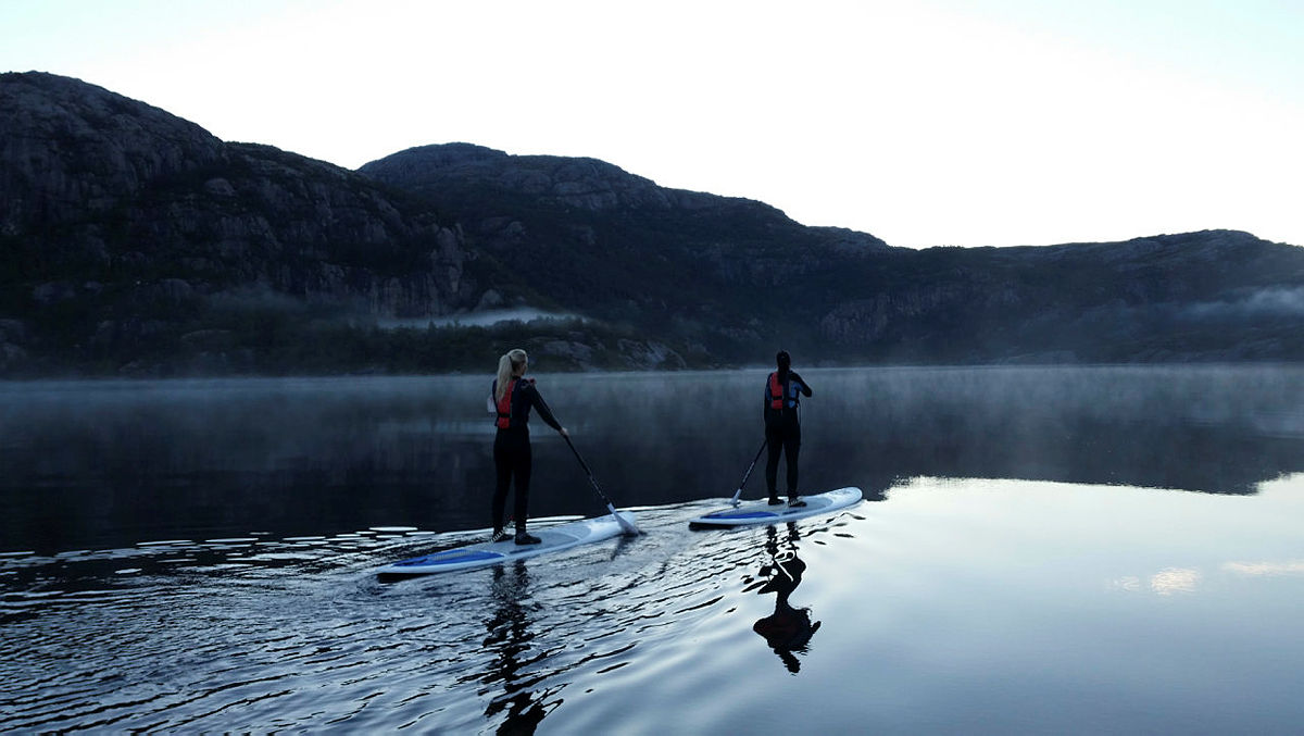 Activities at Preikestolen Mountain Lodge