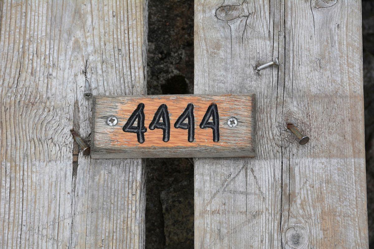 4444 trappetrinn