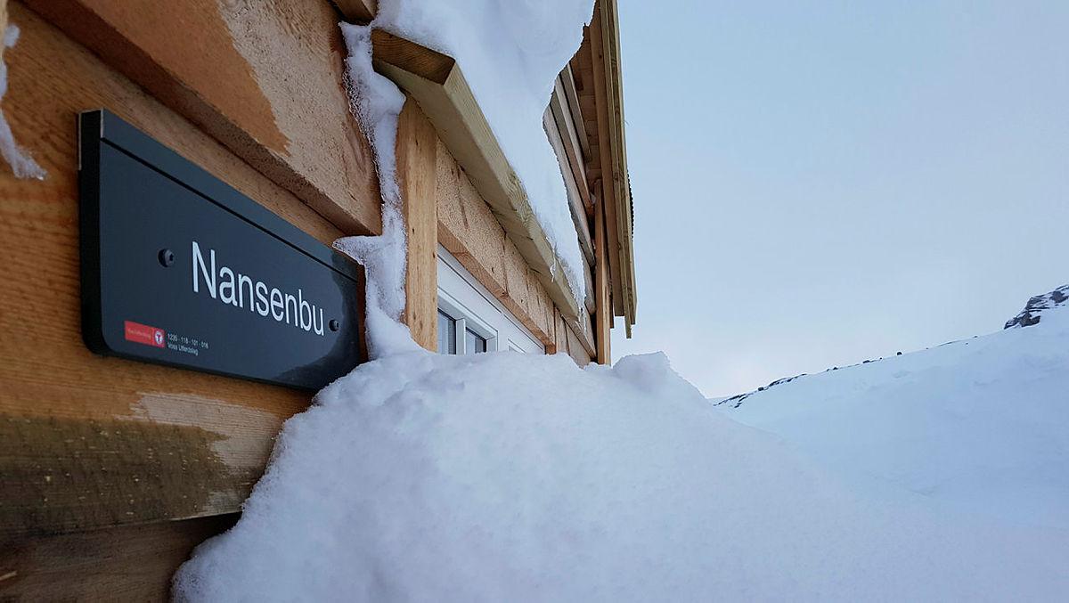 Dagstur til Nansenbu fra Hodnaberg
