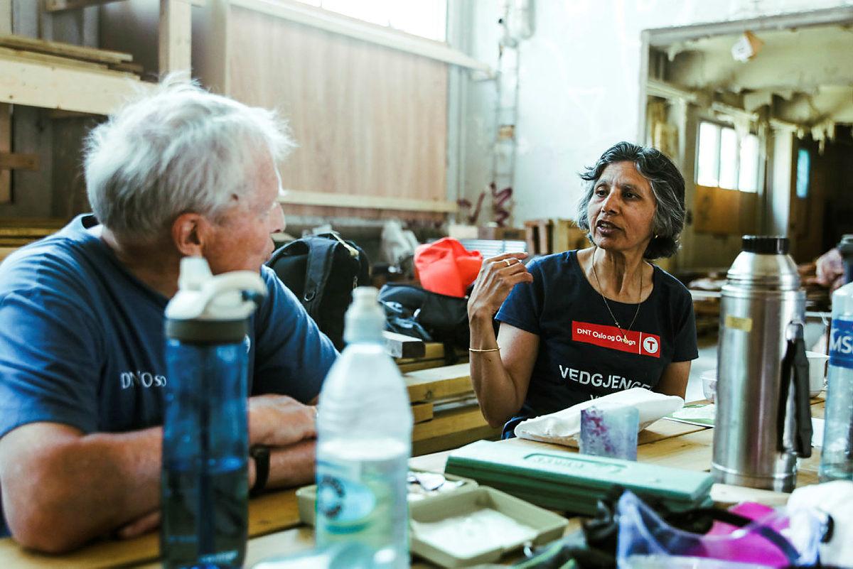 Endelig: Vi inviterer til frivillig kafé igjen!