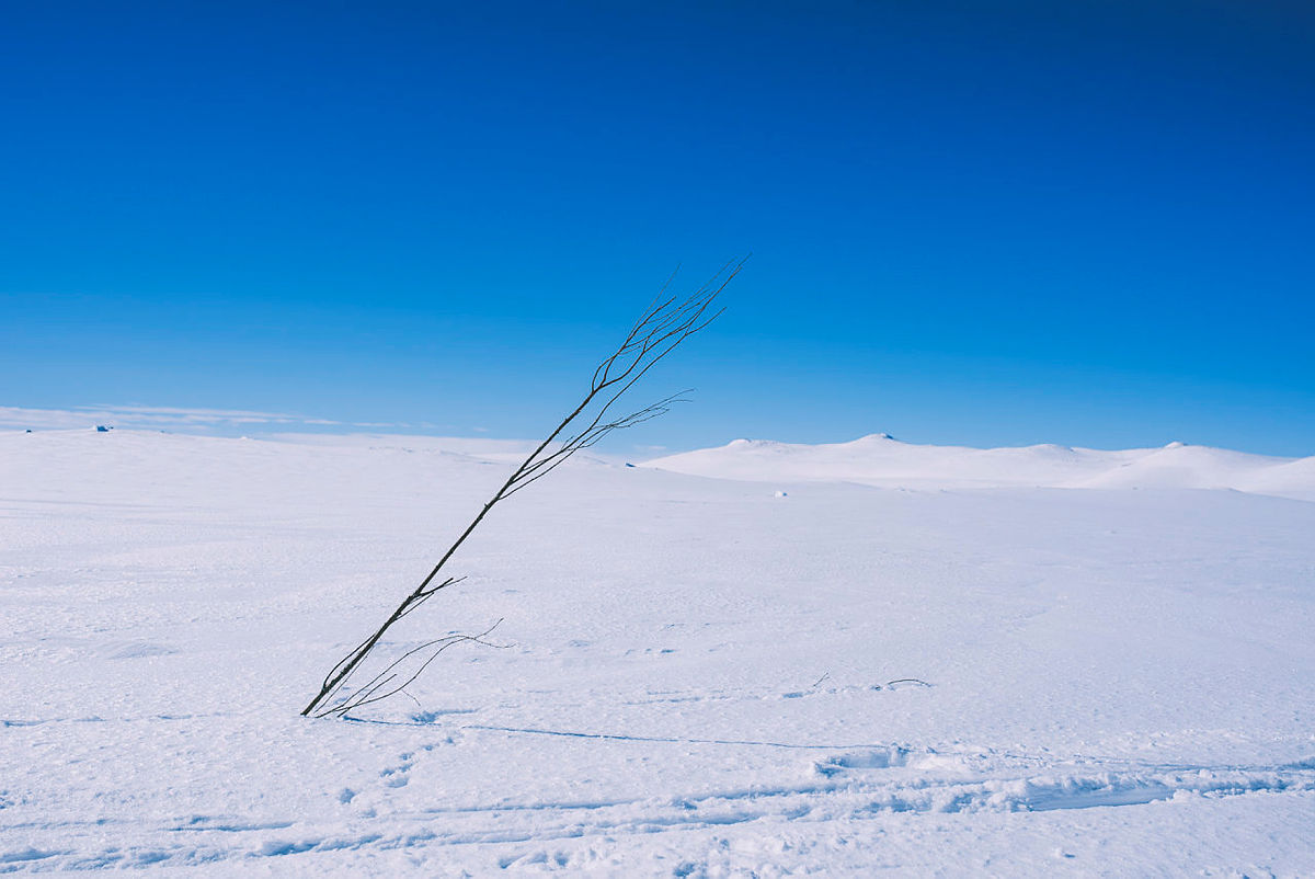 Påsketur over Hardangervidda er fortsatt mulig.
