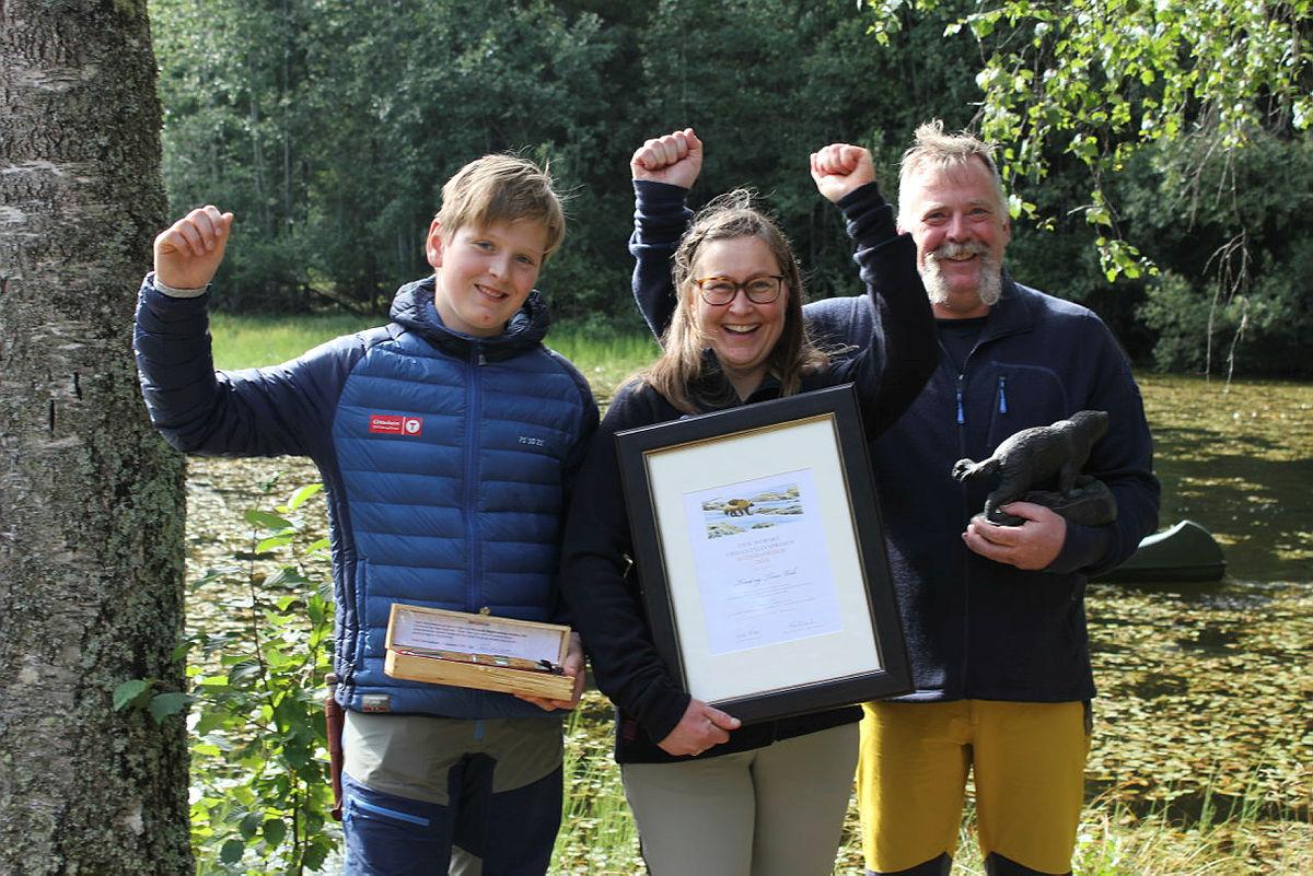 Bestyrerne på Glitterheim mottok i 2019 Friluftslivets Hederspris. Til sommeren er det igjen klare for å ønske deg velkommen til Glitterheim og Jotunheimen.