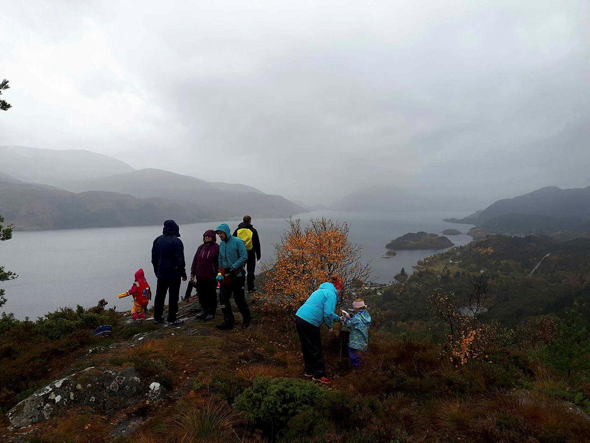 Barnas turlag Vågsøy til Noranakken