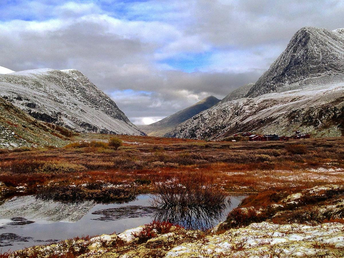Rondane Nasjonalpark.