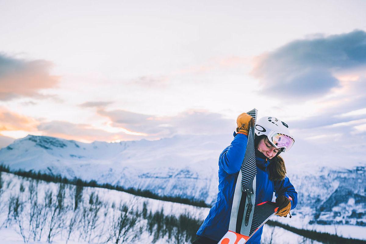 Skredkurs med Troms Turlag. Februar 2020.  Skredkurs med Troms Turlag. Februar 2020.