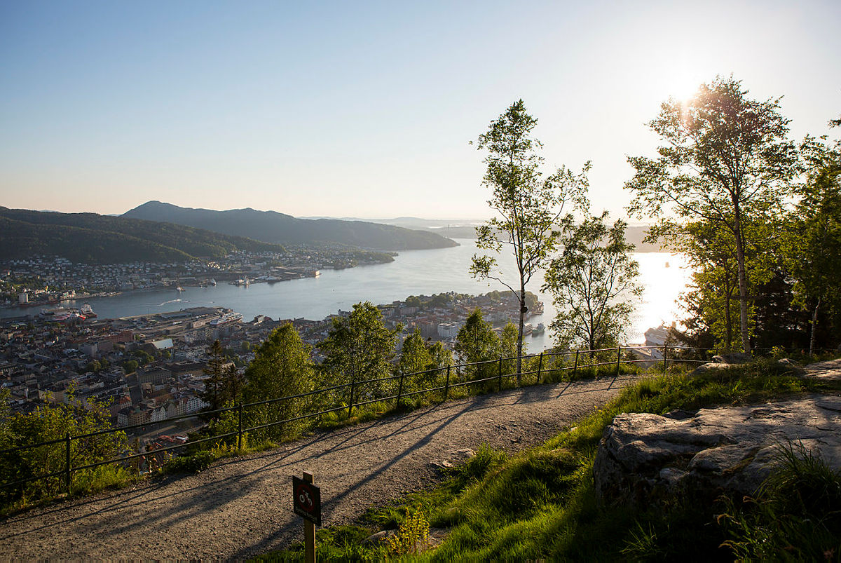 Bergen, mai 2018.