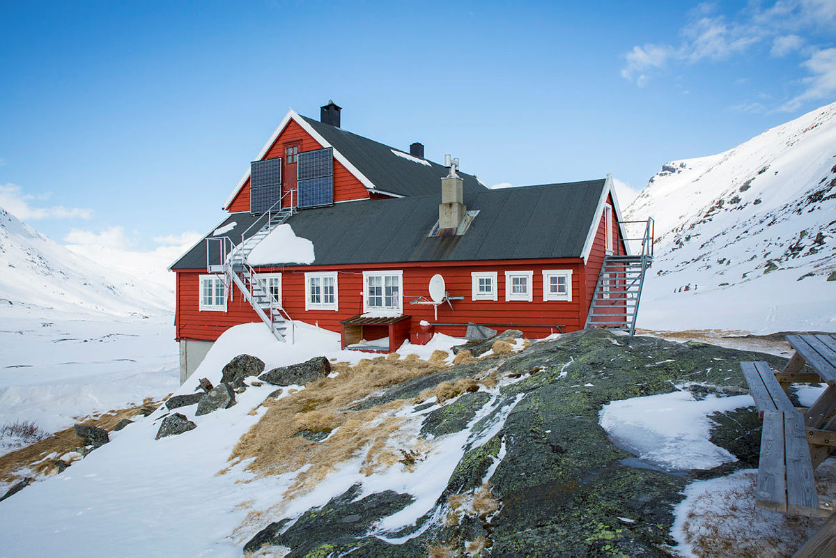 Stavali turisthytte på Hardangervidda vest skal i sommar få seg ein oppgradering.