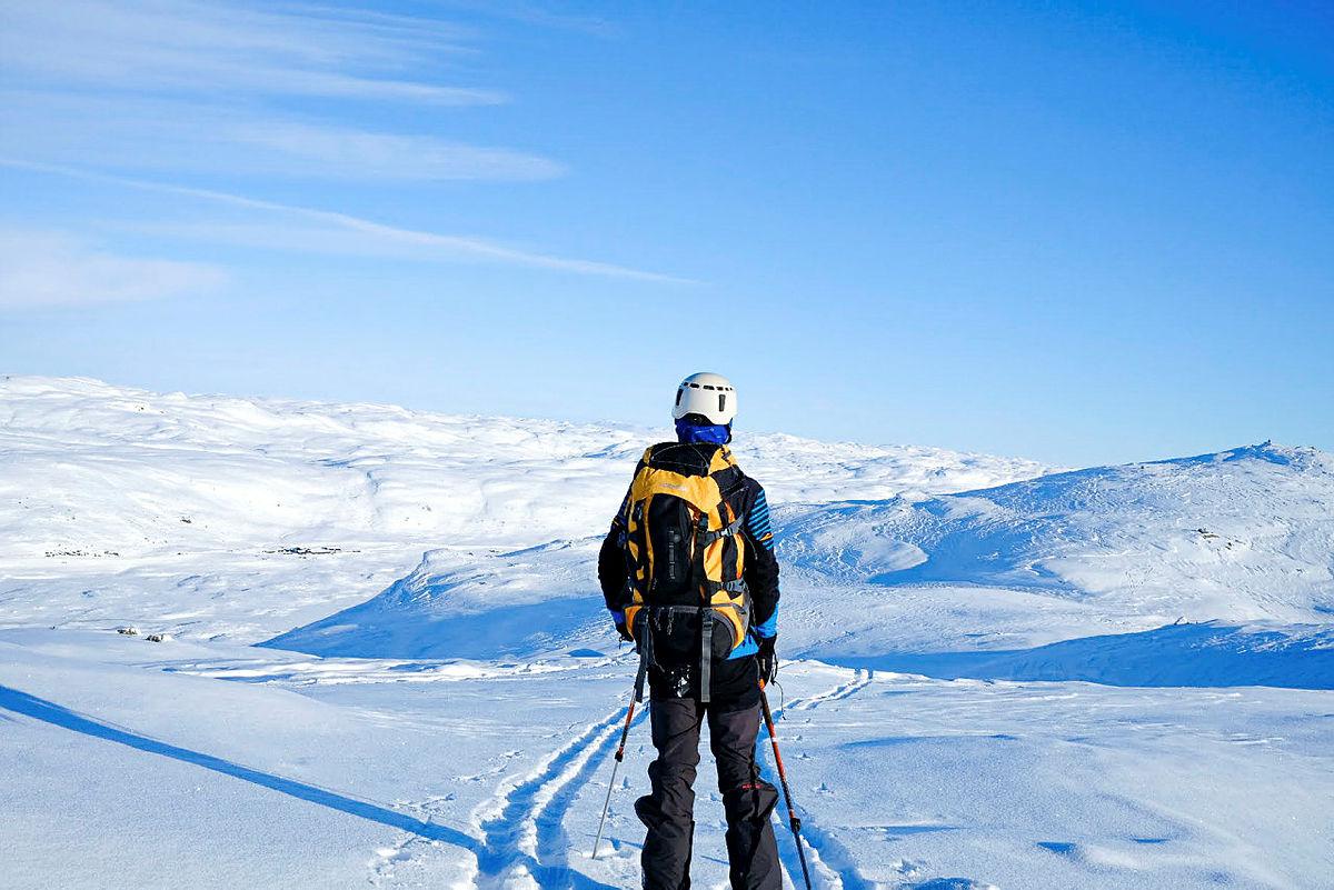 Vinterferie på Haukeliseter (fullbooket i uke 9)