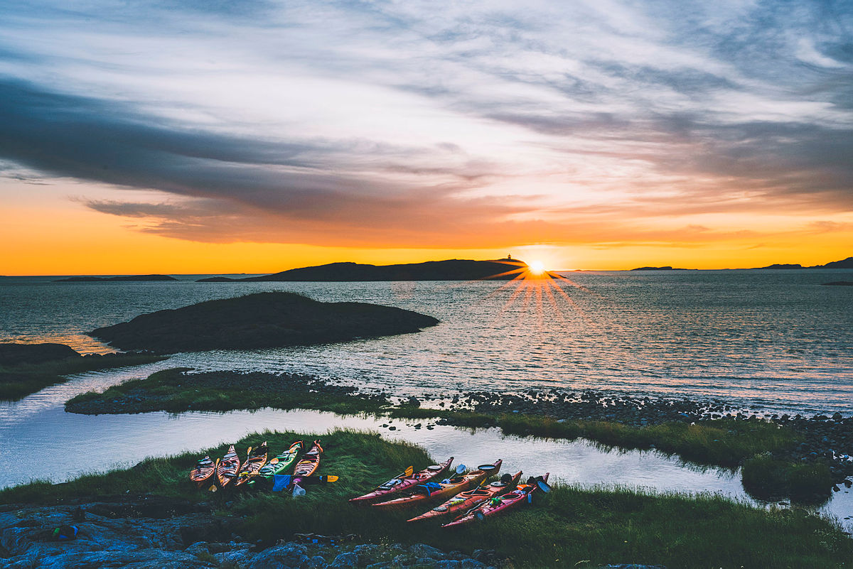 Høstcamping ved Preikestolen i Ryfylkeheiene. Finalist i DNTs fotokonkurranse høsten 2018.