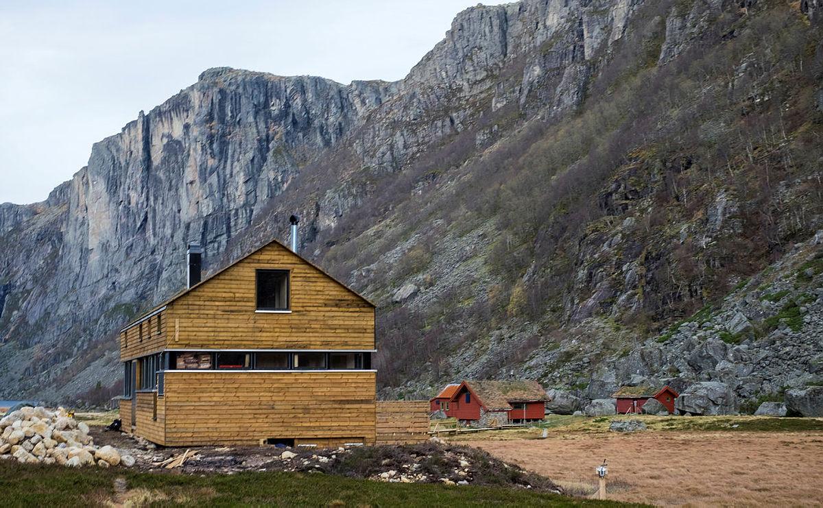 Ny turisthytte i Viglesdalen