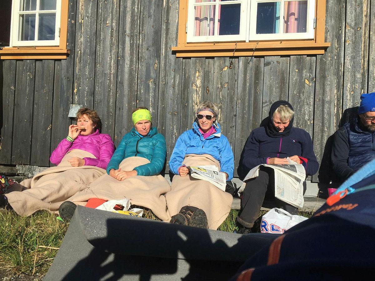 Årsmøte i Skien Turlag