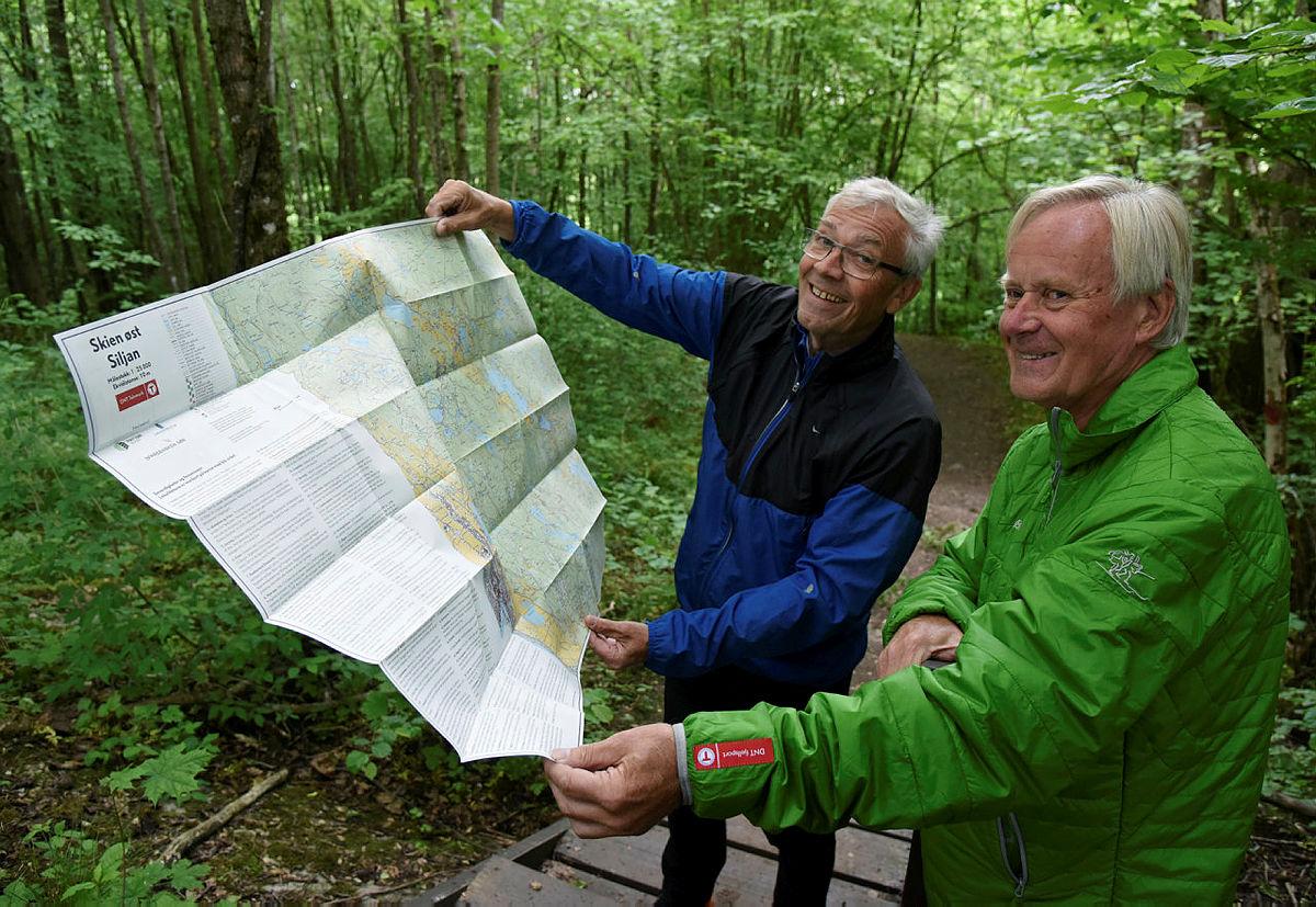 Guide i kart og kompass