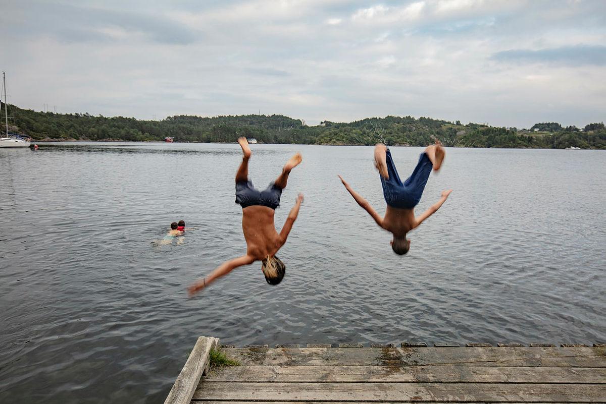 Friluftsskole 2020, Håøya, Flatøy