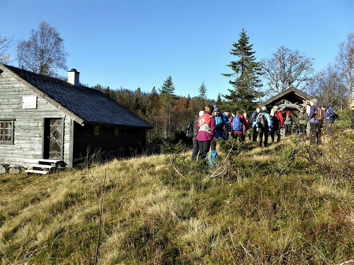 Siste seniortur i år, 14.10.2020. Løkjane - Håset - Langeset.
