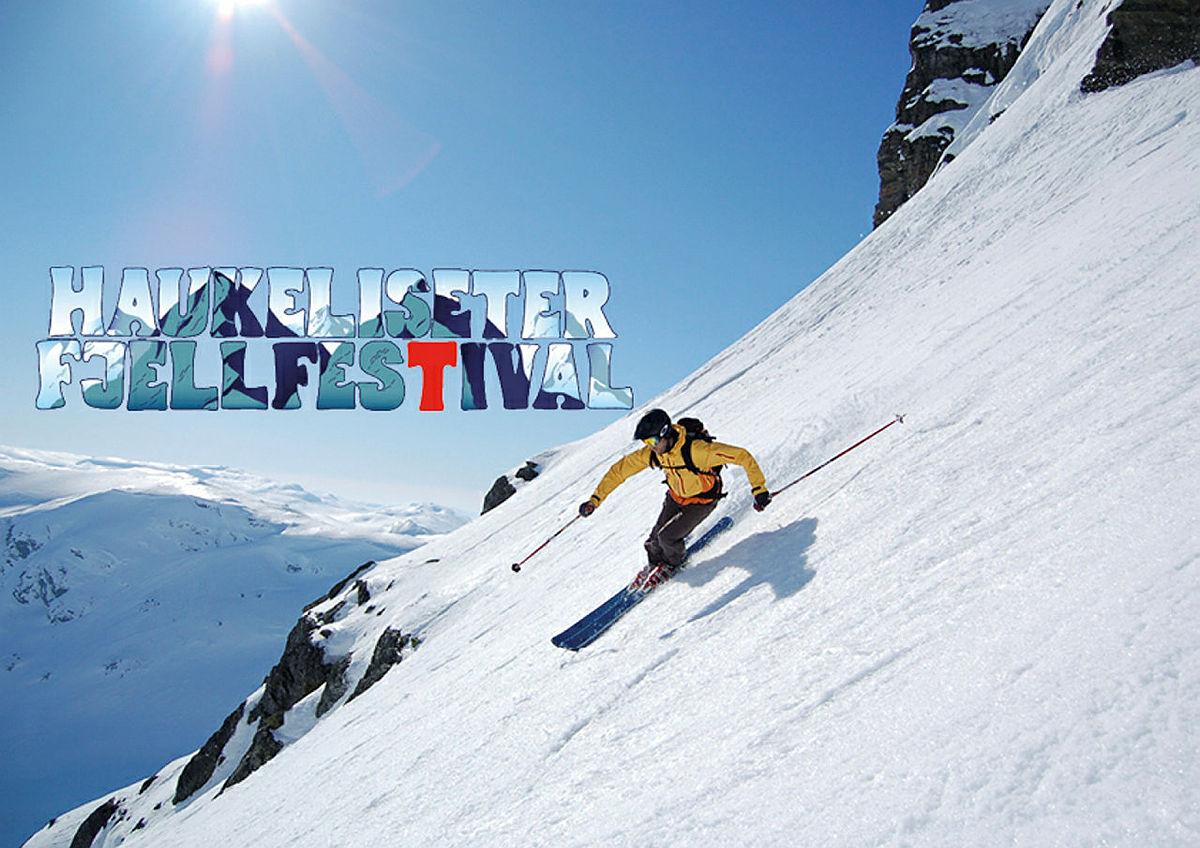 Haukeliseter fjellfestival 7. – 10. mai