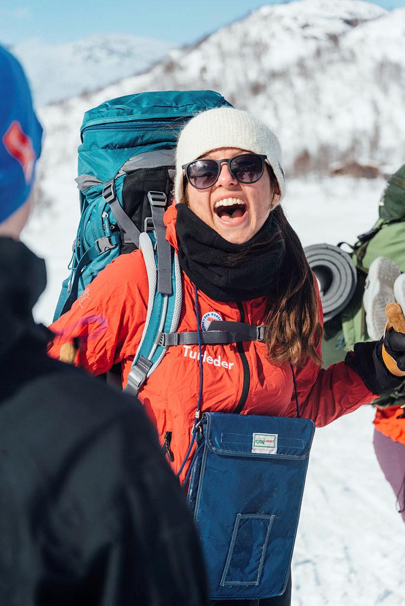Grip sjansen til å søke på en unik jobb i Stavanger Turistforening!