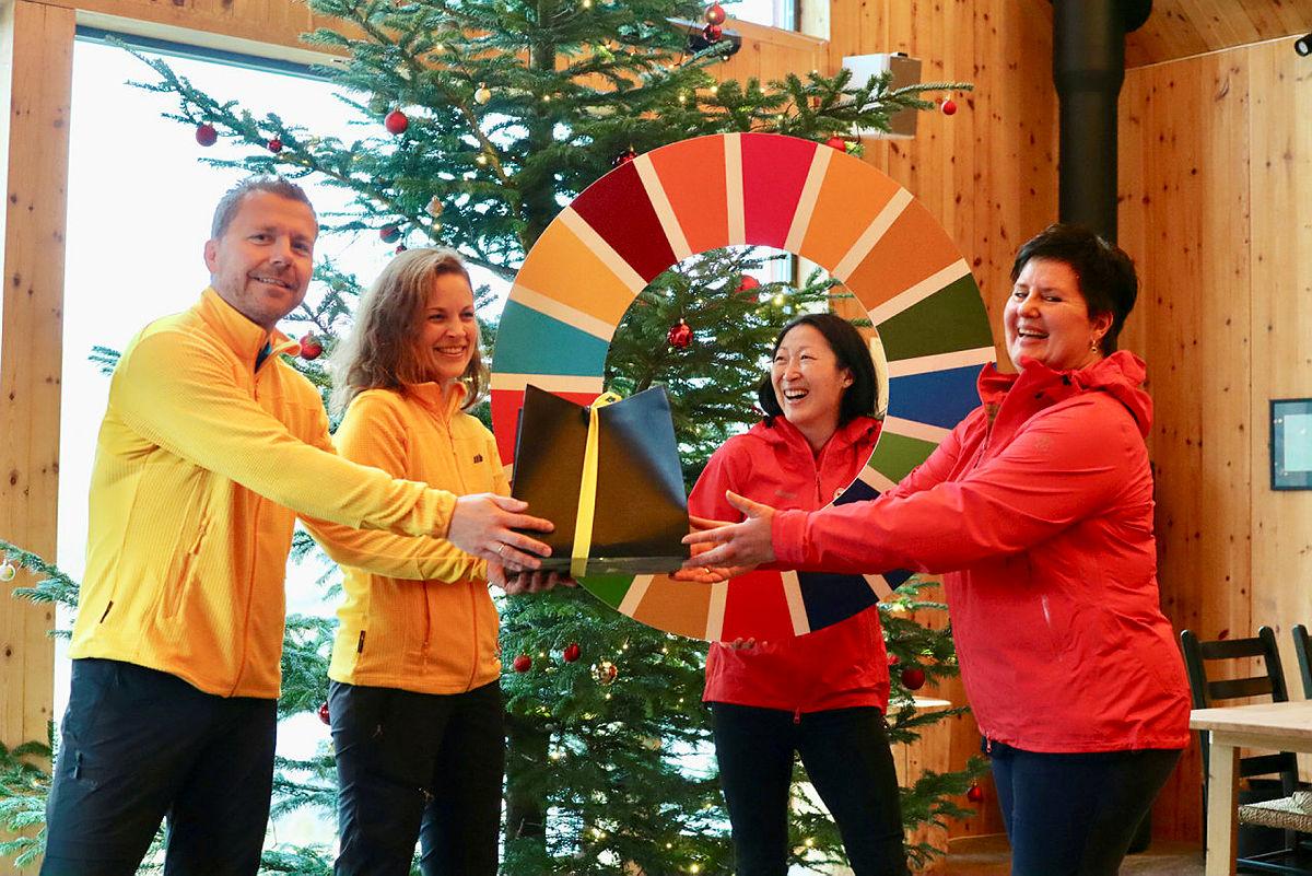 Julegave til alle barnefamilier i Rogaland!