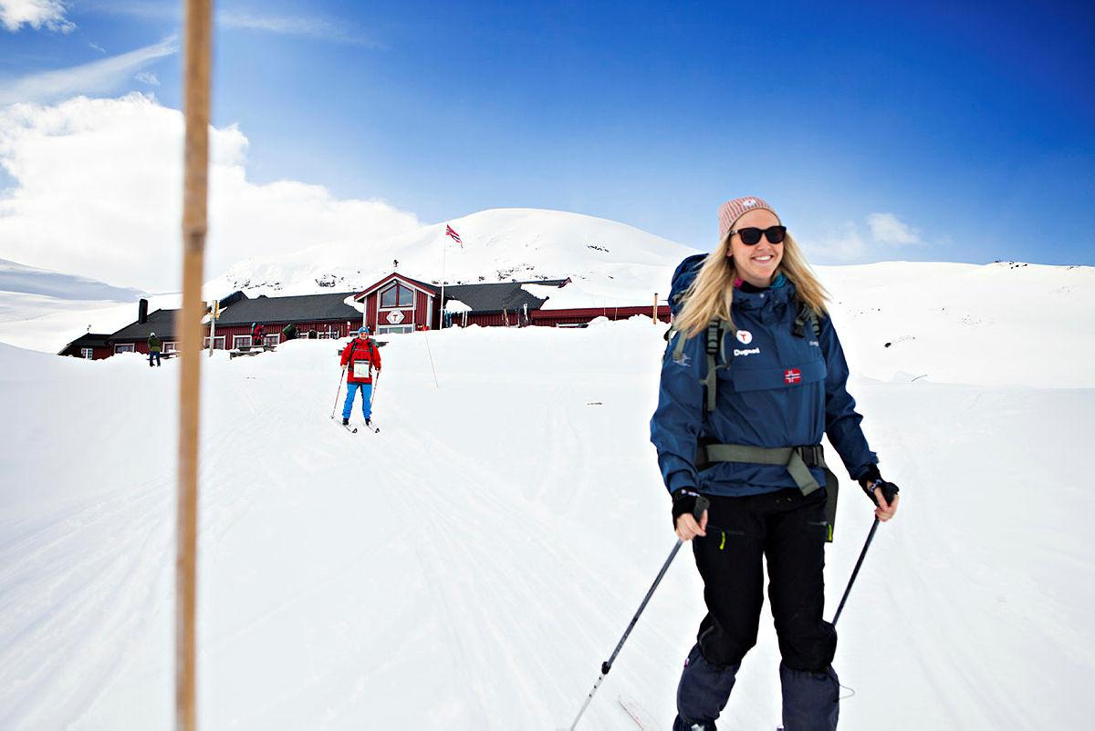 Ta en titt på DNT-turene i vinterfjellet