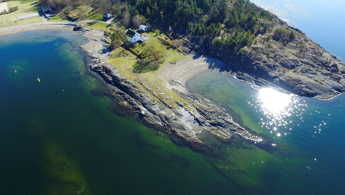 Fra sommeren 2022 vil man igjen kunne nyte en vakker sommerdag på Langøyene.
