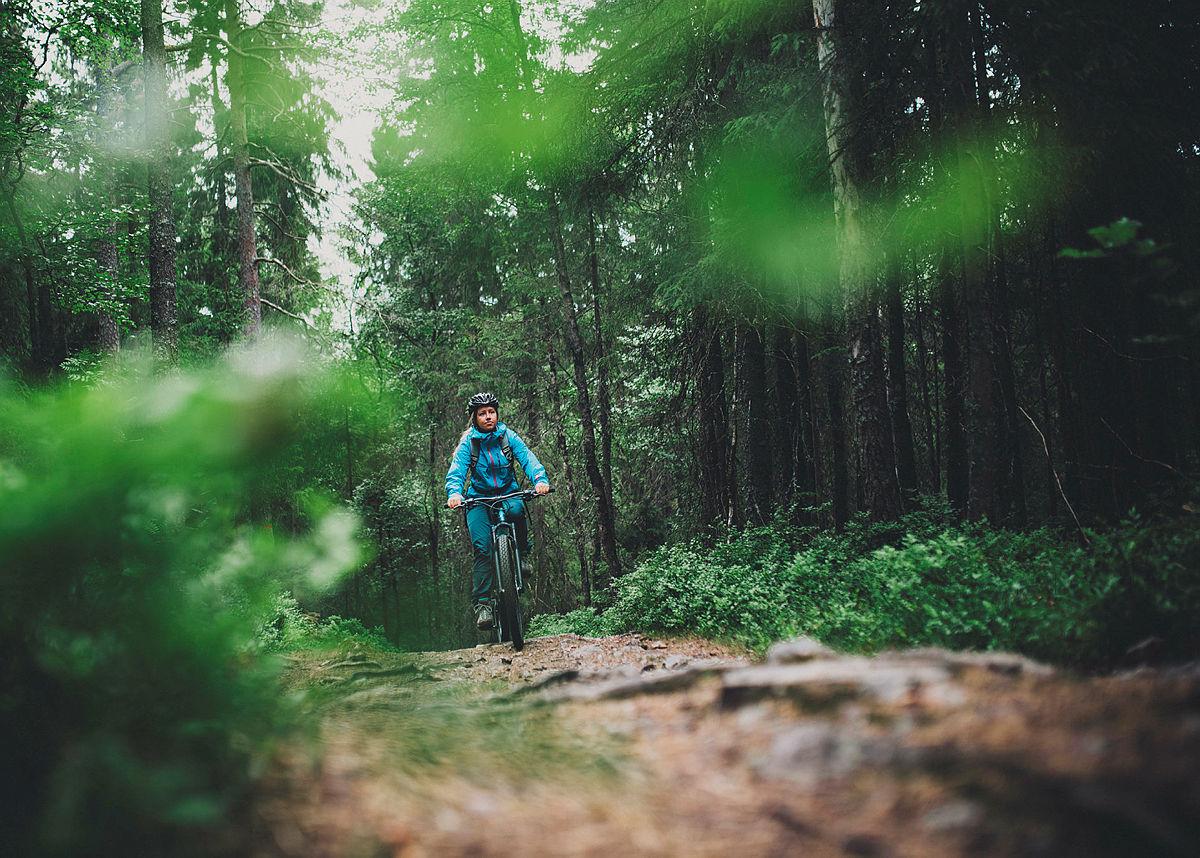 Høstturer på sykkel