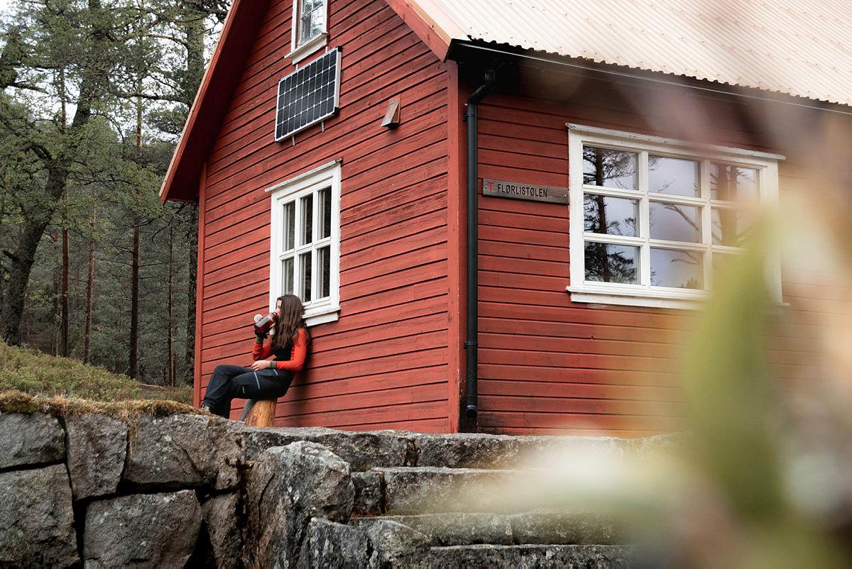 Tur til Flørlistølen i Lysefjorden.