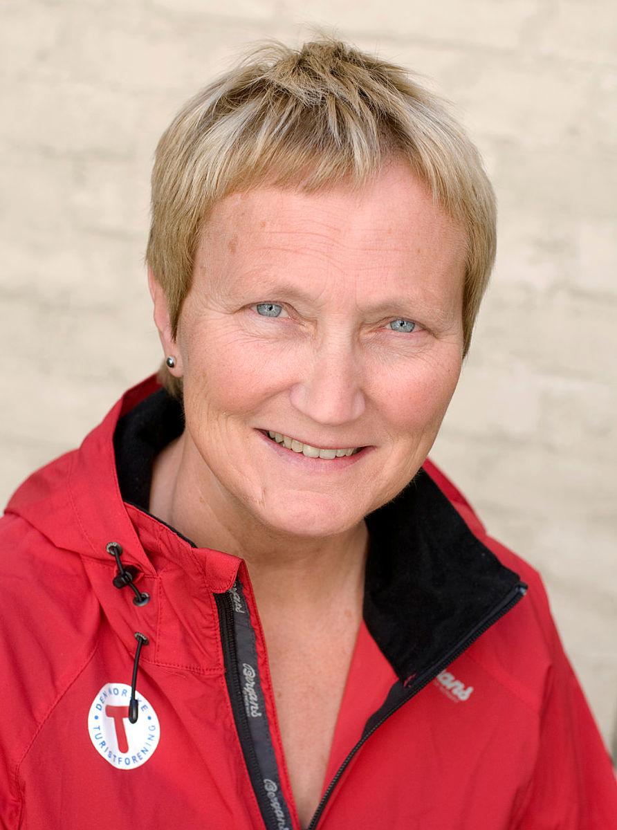 Anne Mari Aamelfot Hjelle.