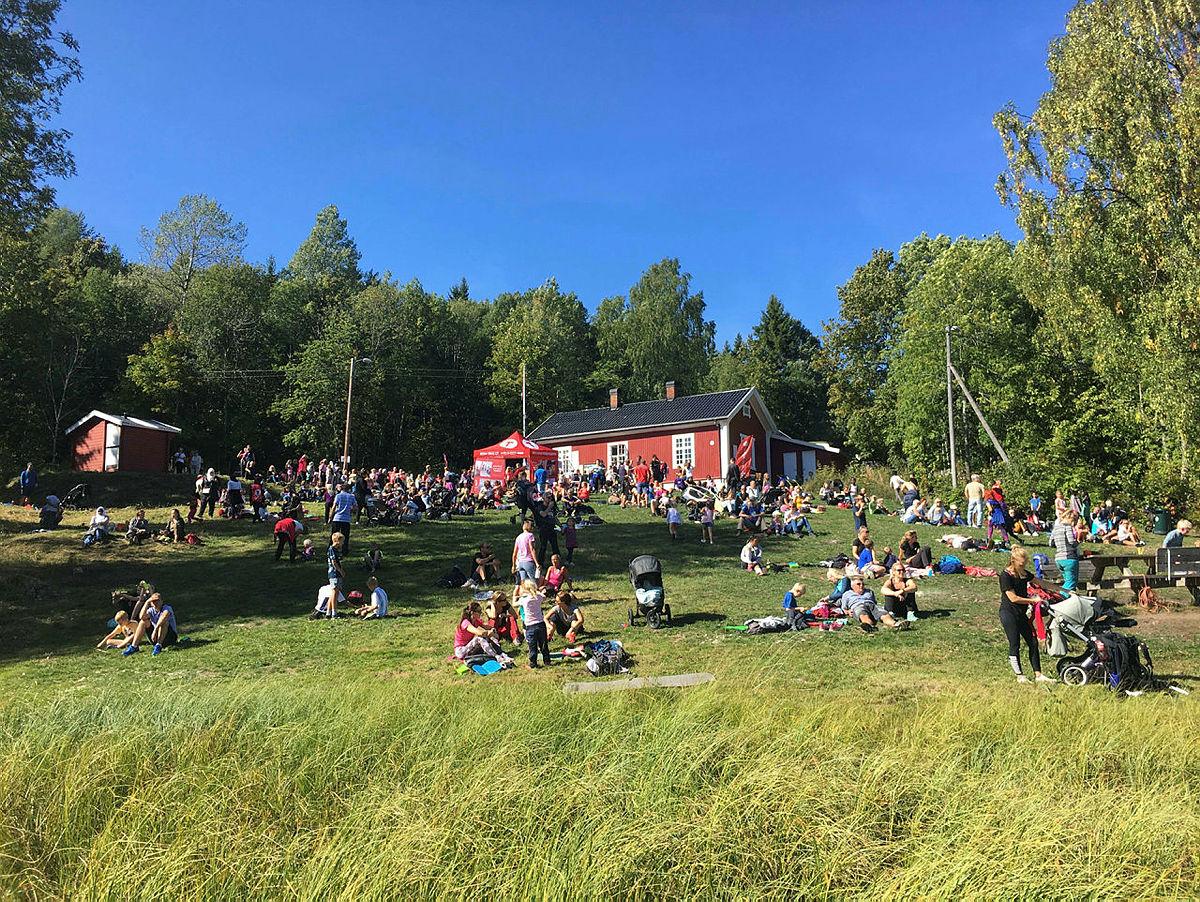Kom deg ut-dagen september 2018 Drammen