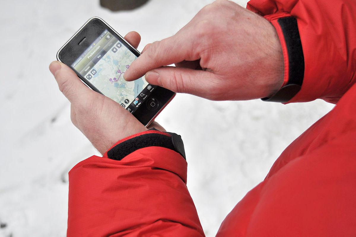 10 råd om mobilbruk på tur