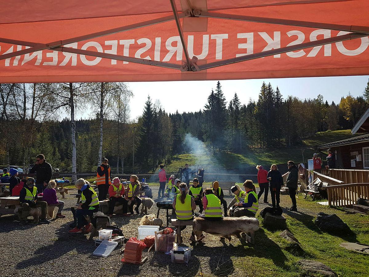SFO-dag på Eiksetra høstferie 2019