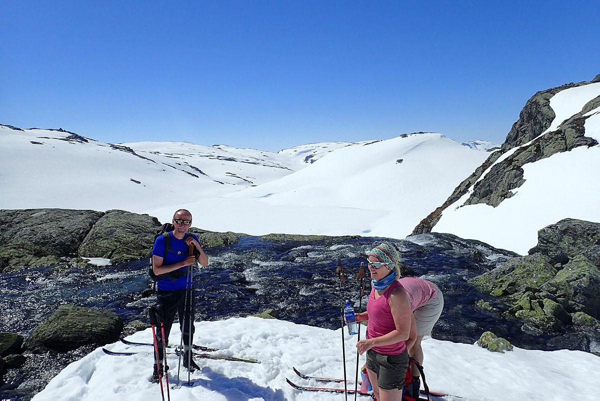 Opplev skiturer midt på sommeren