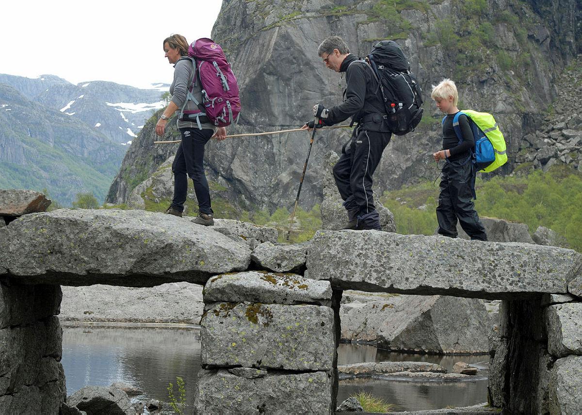Klart det går tur til Viglesdal juni 2015