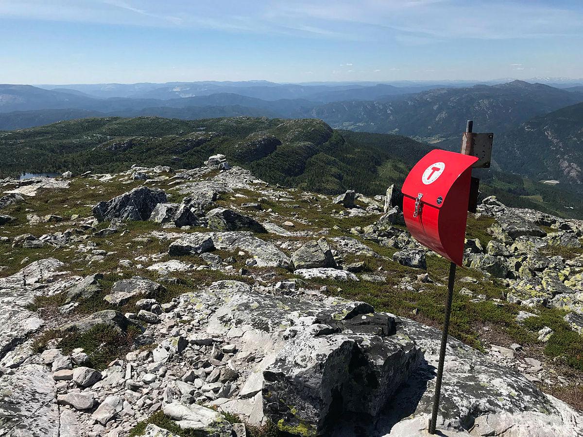Digital nærtur med Seljord Turlag