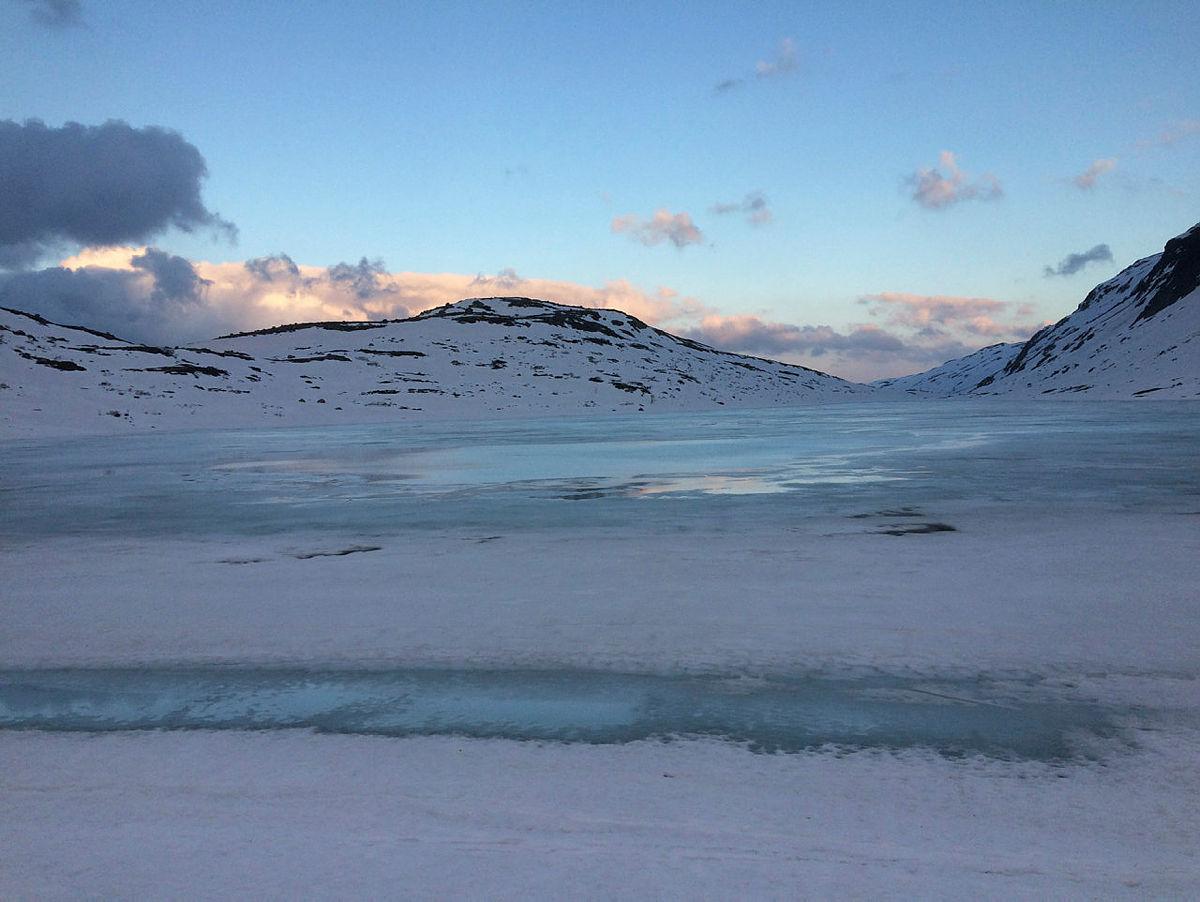 Bilder fra Dnt sør sin toppturcamp på Stavskar 2018.