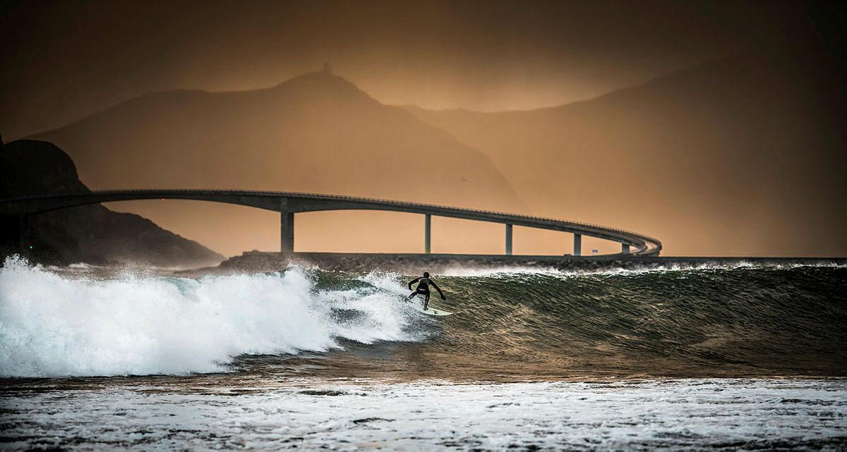Surfekurs med DNT Ung