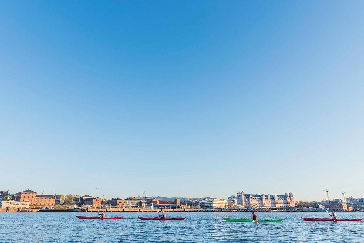 Høstferietips: Ut i kajakk og kano