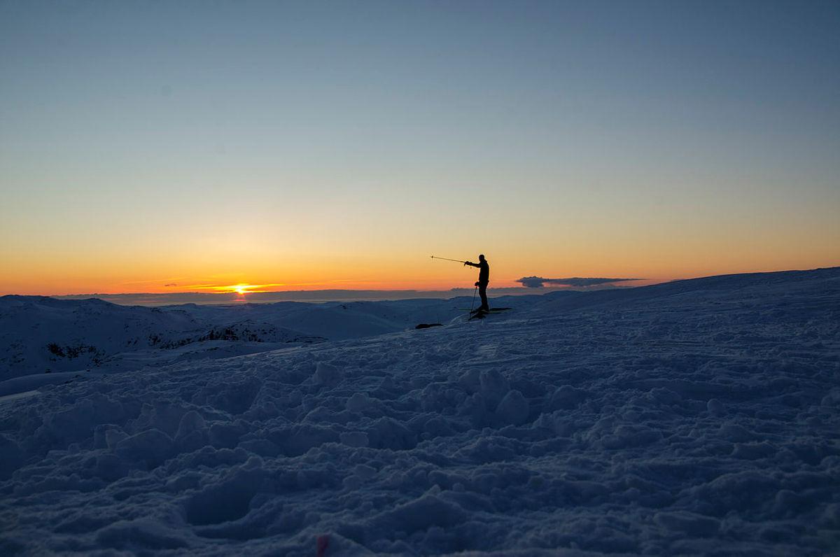 Døgnvilt friluftsliv i Kvammafjella