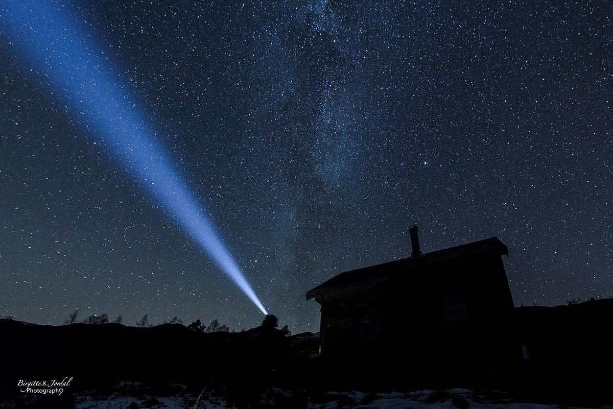 Stjernekveld på Dalseid.